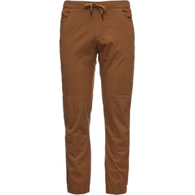 Black Diamond Notion Pants Herre dark curry